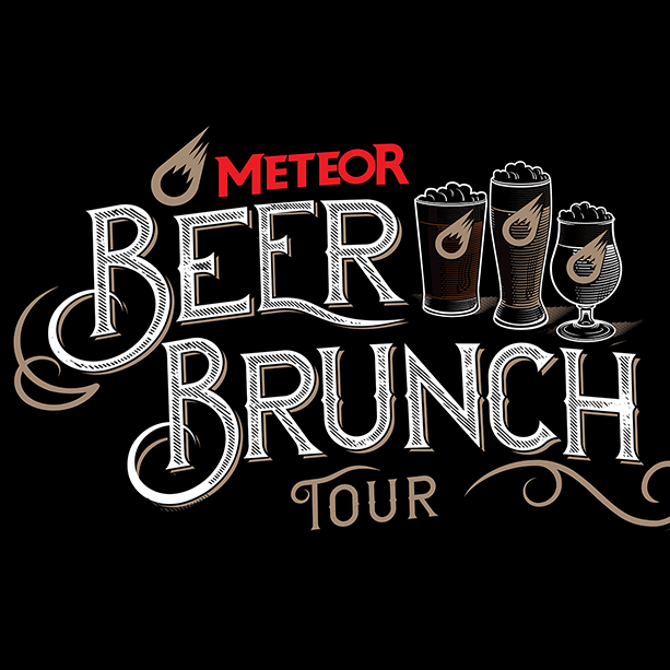 Meteor Beer Brunch TOUR !
